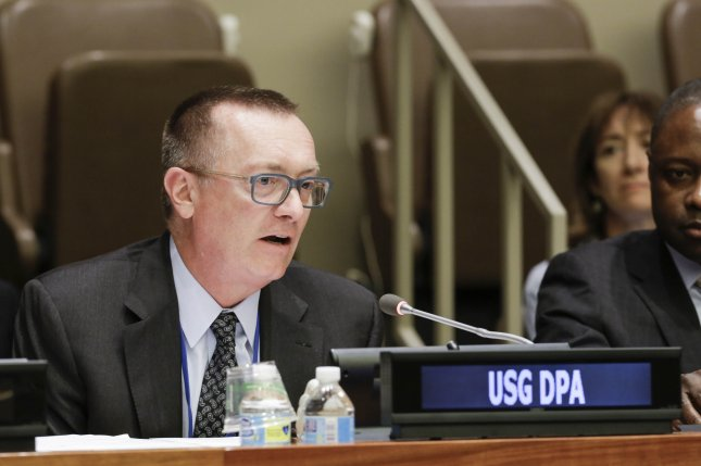 Jeffrey Feltman, U.N. under-secretary-general for political affairs, is visiting North Korea. File Photo courtesy of United Nations