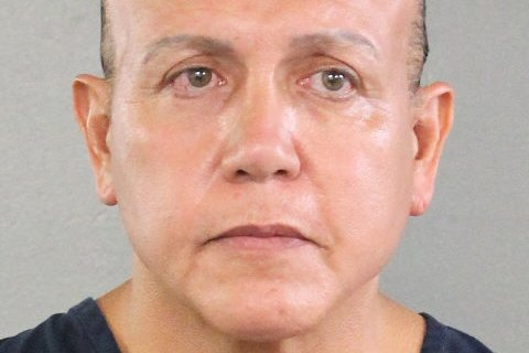 Cesar Sayoc Jr. is expected to plead guilty to crimes he's accused of committing relating to makeshift bombs mailed to top Democrats last fall. Photo courtesy Broward County Sheriff's Office