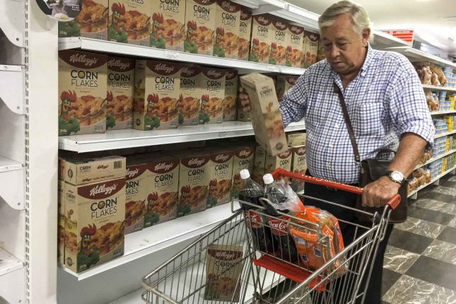 Kellogg latest U.S. brand to ditch crisis-wracked Venezuela