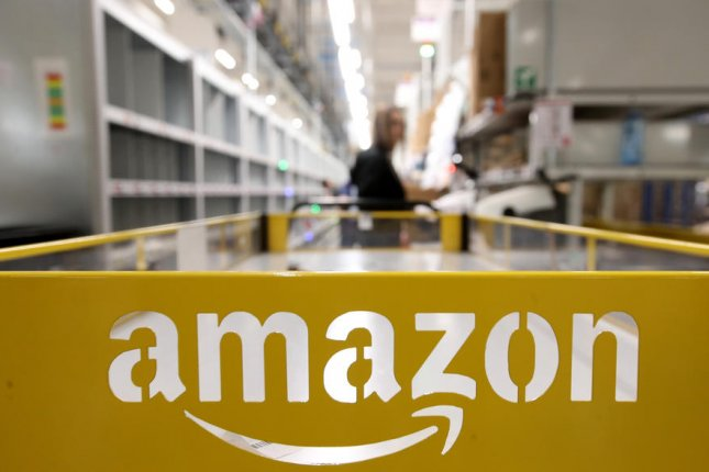 Amazon Web Services was among the Fastly clients that experienced a brief outage on Tuesday. File Photo by Friedemann Vogel/EPA-EFE