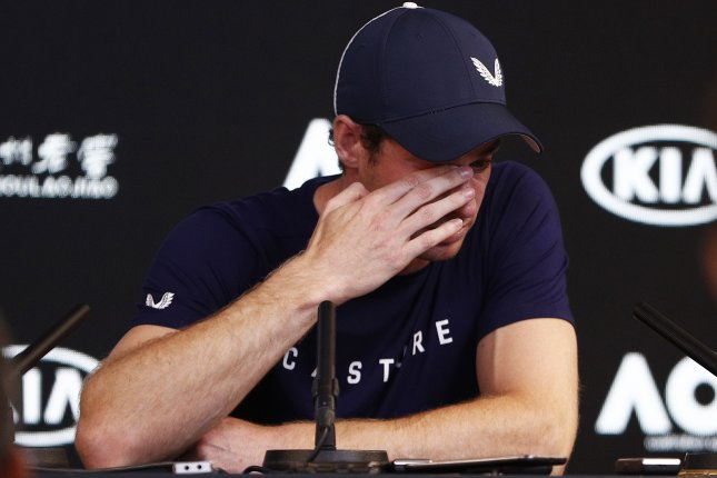 Andy Murray hasn't won a Grand Slam since 2016 Wimledon. Photo by Daniel Pockett/EPA-EFE