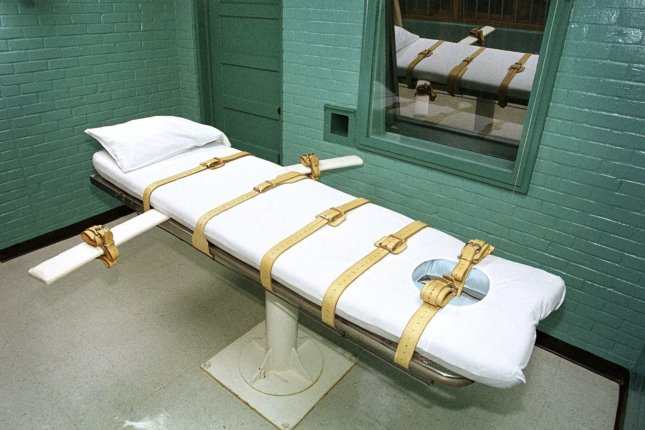 The ruling halts federal executions by freezing capital punishment scheduled for four death row inmates. File Photo by Paul Buck/EPA