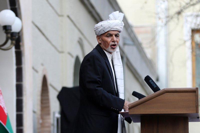 Biden hosts Afghan leader Ashraf Ghani at White House amid U.S. withdrawal