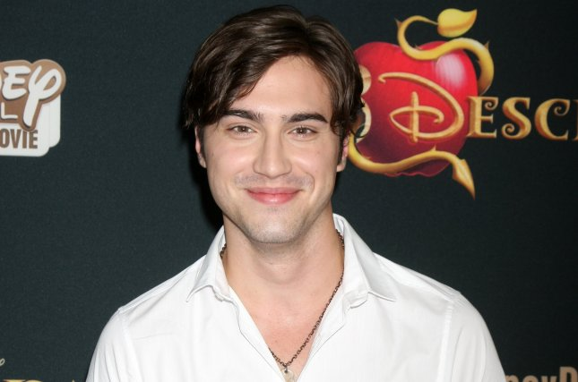 Ryan McCartan will not be hosting the streaming event Celebrating 25 Years of Disney on Broadway as planned because the event was canceled due to a labor dispute. File Photo by Helga Esteb/Shutterstock