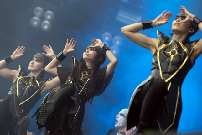 Babymetal confirmed Yuimetal's departure in a post on its website. File Photo by Timm Schamberger/EPA-EFE