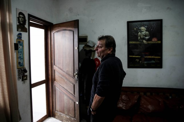 Brazilian police have not been able to arrest former leftist activist Cesare Battisti, wanted in Italy to serve a life sentence on murder-related charges. Photo by Fernando Bizerra Jr./ EPA-EFE
