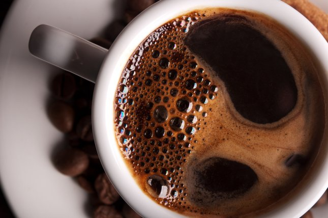 Despite prior evidence that coffee could help in Parkinson's motor disorders, researchers report that a recent clinical study suggests it does not have any effect on the disease. File photo by Dima Sobko/Shutterstock
