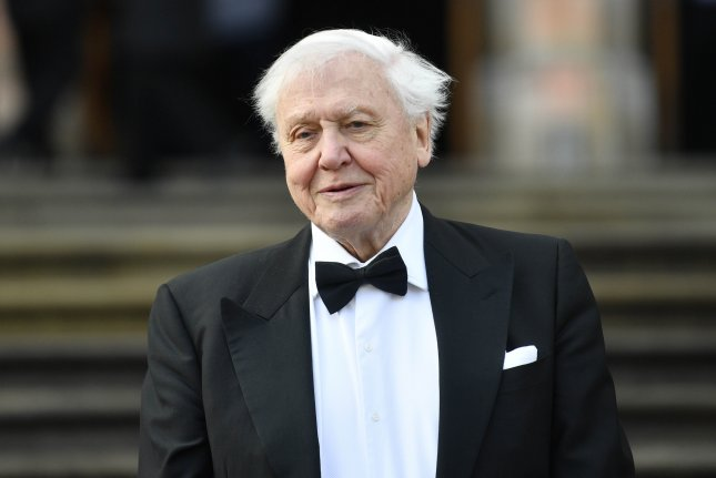 David Attenborough is working on a new BBC special called Planet Earth: A Celebration. File Photo by Neil Hall/EPA-EFE