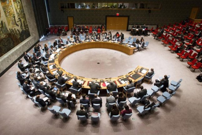 The United Nations Security Council condemned a missile launch by North Korea this week. All 15 nations endorsed a statement calling it a grave violation of previous council resolutions banning long-range missile systems. Photo courtesy Loey Felipe/United Nations