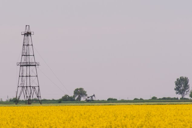 Oklahoma oil and gas production tax receipts are indicative of an economy on the rebound, a state official says. File photo by Calin Tatu/Shutterstock