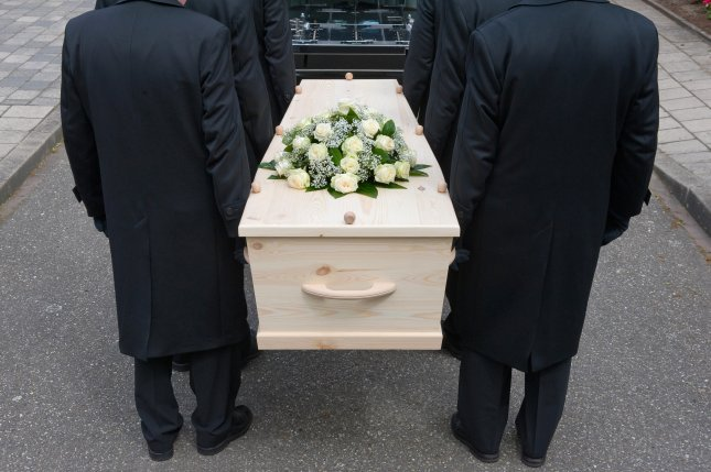 Six Flags St. Louis is seeking participants for its 30-Hour Coffin Challenge, which will see six people spending 30 hours closed in slightly used coffins. Photo by Robert Hoetink/Shutterstock