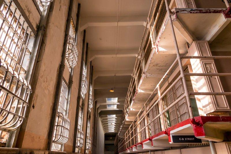 Inside a prison. Photo by f11photo/Shutterstock.