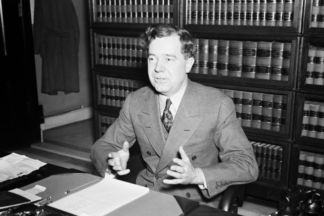 Former Sen. Huey P. Long, seen here in 1935, served for four years as Louisiana's governor and three as U.S. senator before he was assassinated on Sept. 8, 1935 in the State Capitol in Baton Rouge, La. Photo: Everett Historical / Shutterstock