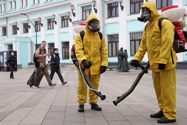 COVID-19: Russia records 700+ deaths daily since July; global toll -10%