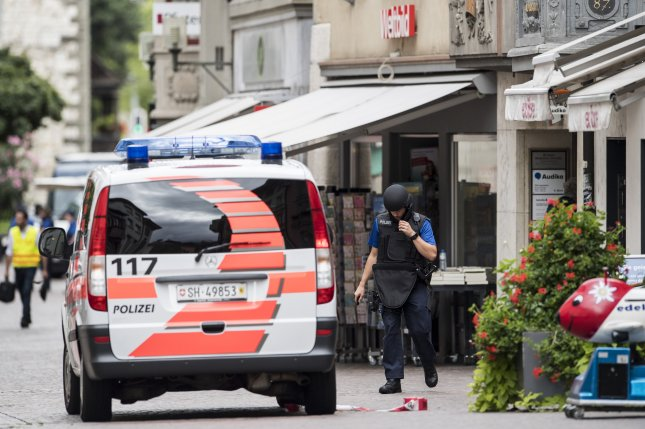 Five people hurt during attack in northern Swiss town