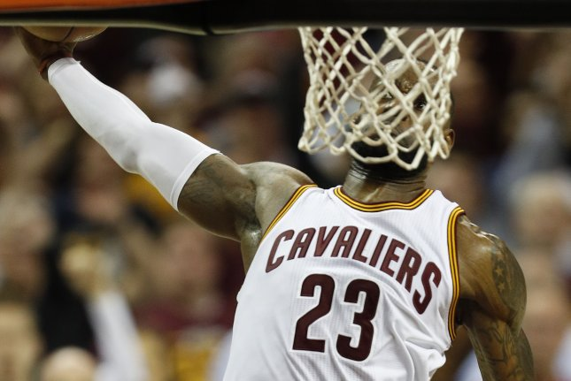 James passes Jordan, Cavs back in Finals with 135-102 win