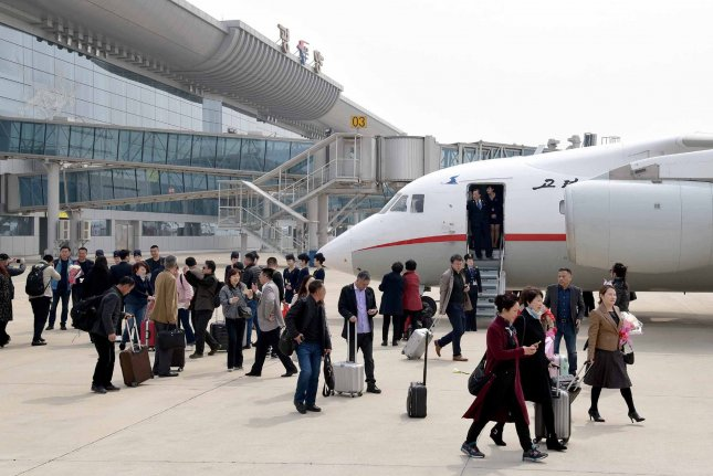 North Korea has hosted a record number of visitors, according to Pyongyang. File Photo by Yonhap