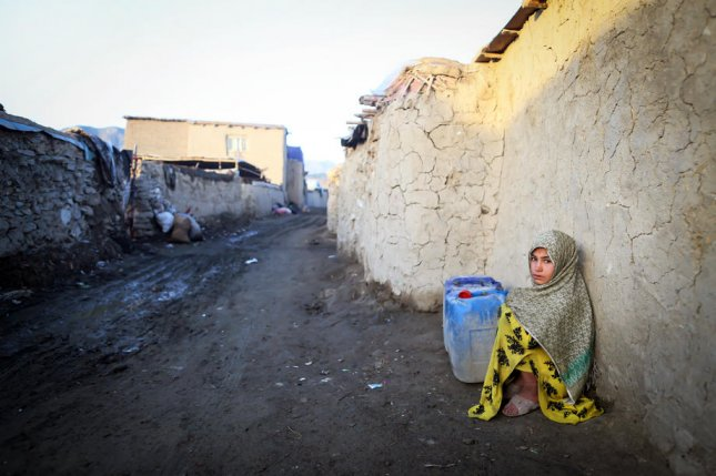 Afghanistan is one of 12 countries Save the Children said is at the greatest risk of its children never returning to school due to the coronavirus pandemic. Photo courtesy of Hedayatullah Amid/EPA-EFE