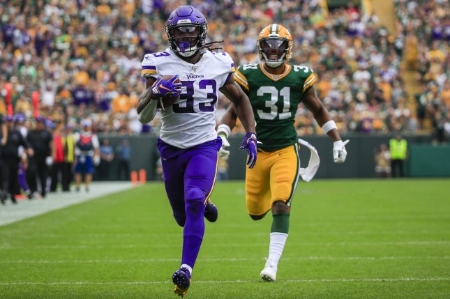Watch: Vikings RB Dalvin Cook scorches Packers on 75-yard