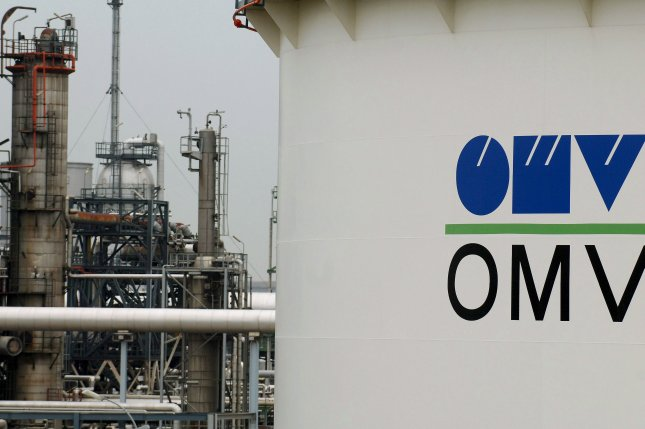 A board member at Austrian energy company OMV told UPI the company is focused on being in the energy business and is staying out of geopolitics. File photo by Robert Jaeger/EPA