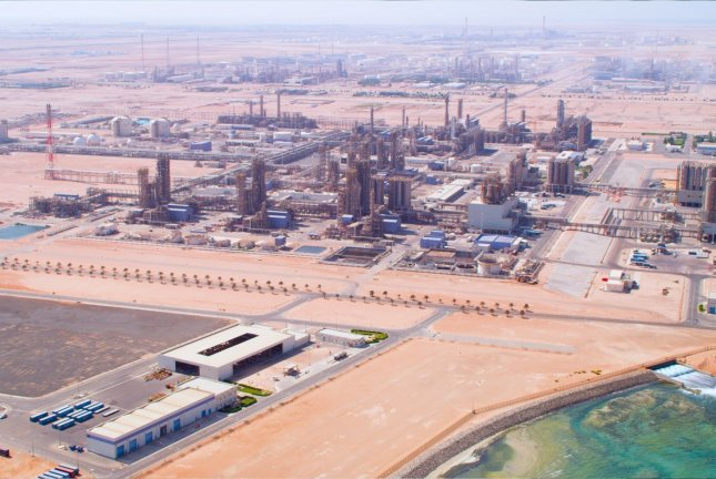 Abu Dhabi National Oil Company said Sunday it sold a 20 percent stake in its refining operations to Italy's Eni and a 15 percent to OMV from Austria. Photo courtesy of OMV/ADNOC