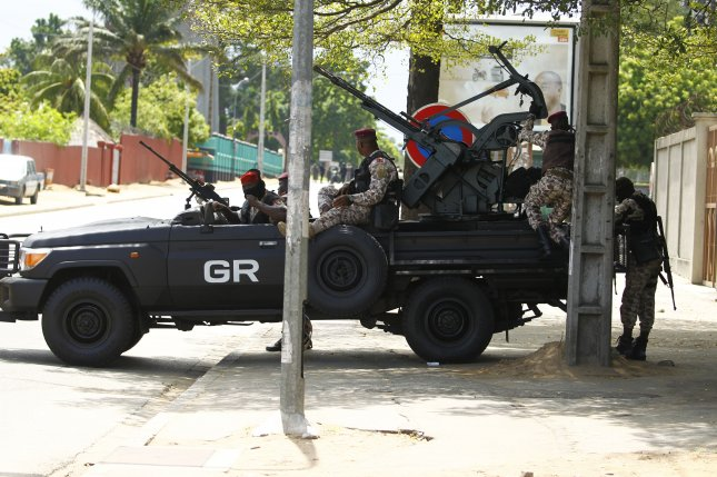 Military unrest, gunfire paralyze city areas in Ivory Coast