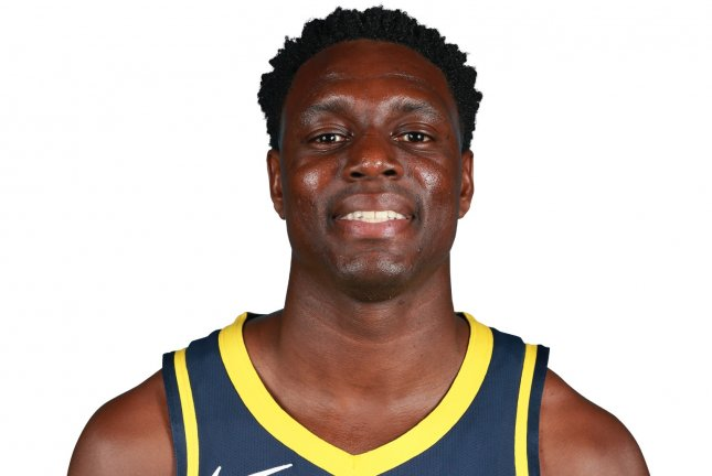 Indiana Pacers guard Darren Collison had 11 points and 11 rebounds against the Phoenix Suns on Tuesday in Phoenix. Photo courtesy of the NBA