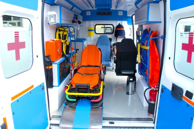 Don't let an ambulance take you to an out-of-network hospital, it might mean bankruptcy. (UPI/Shutterstock/thelefty)
