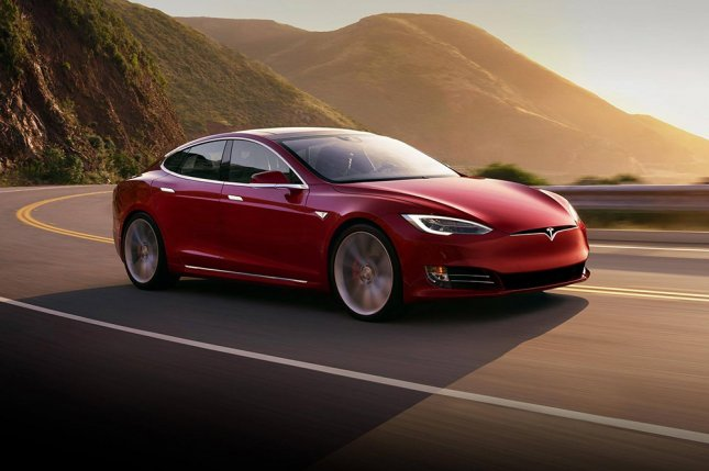 Tesla, which makes the Model S, become the second-most valuable automotive company in the United States, behind General Motors. Tesla sold said Sunday it sold about 25,000 of its Model S and Model X vehicles worldwide in the first quarter. Photo courtesy Tesla Motors