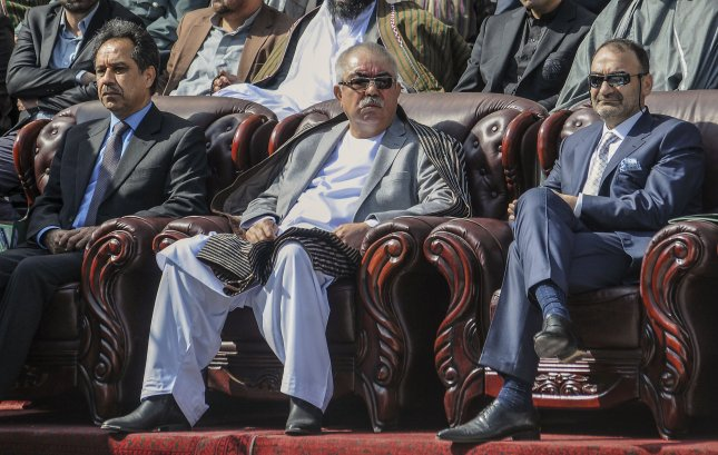 Afghanistan vice president facing torture accusation flies to Turkey