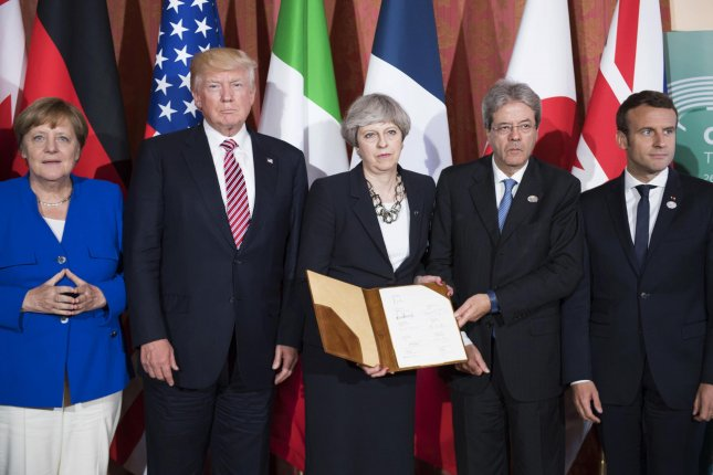 President Trump Stands Up to G7 Leaders, Refuses to Ratify Climate Agreement