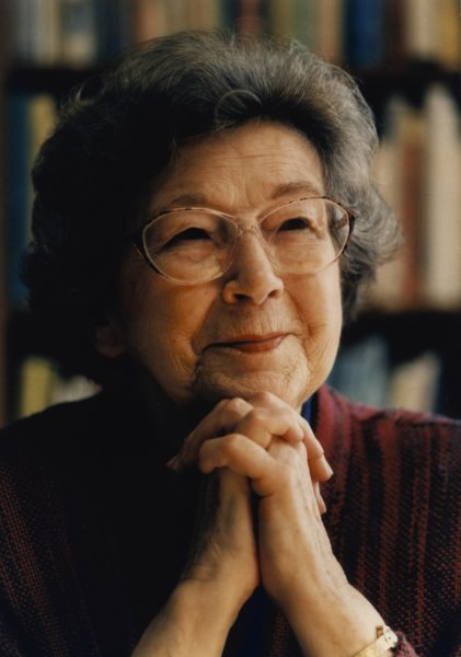 Beverly Cleary died Thursday at the age of 104, in Carmel, Calif., where she lived for six decades. File Photo by Alan McEwan/HarperCollins Publishers