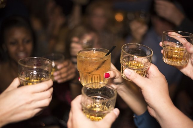 Binge drinking may be controllable with medication affecting the brain's opioid receptor system, according to new research. Photo by kaicho20/Pixabay