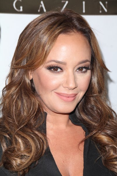 Leah Remini at the VIVA GLAM Celebrity Issue Launch in Los Angeles on June 2, 2015. Remini opened up to Ellen DeGeneres about her upcoming docu-series about leaving the Church of Scientology. She said she felt she had a responsibility to stand up to the church. File Photo by Helga Esteb/Shutterstock