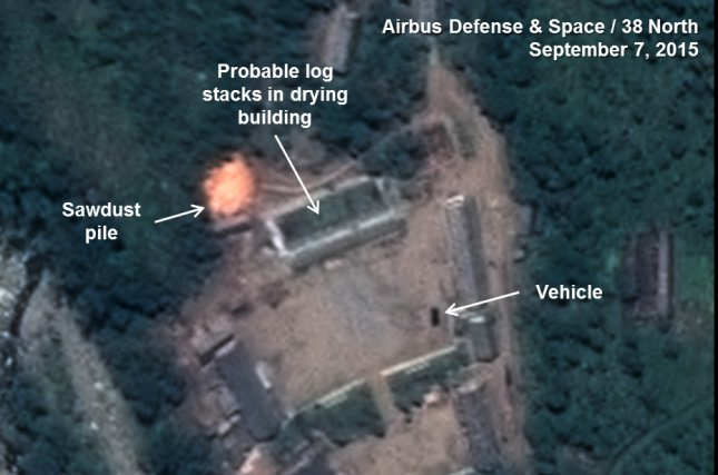North Korean official in charge of mining and tunneling works at major nuclear test sites is believed to have been executed. Photo courtesy of Airbus Defense & Space and 38 North.