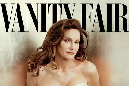 Caitlyn Jenner on July 2015 cover of Vanity Fair. The reality star will not be charged for her involvement in a fatal February car crash. Photo by Annie Leibovitz/Vanity Fair
