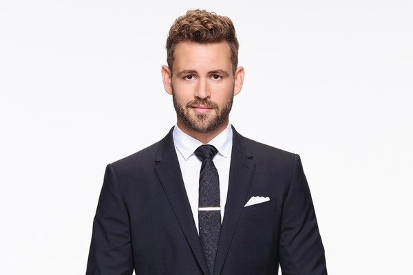 Nick Viall's official cast photo for The Bachelor Season 21. The reality star said Monday that he hasn't made any wedding plans since getting engaged to Vanessa Grimaldi. Photo by The Bachelor/ABC