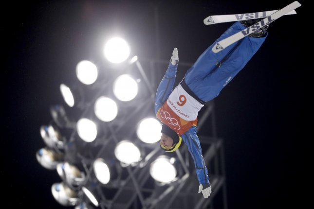 Ukrainian freestyle skier Abramenko wins gold in men's aerials