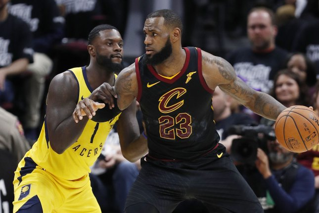Watch: LeBron James starts game on personal 16-1 run vs