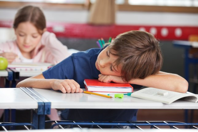 Later school start times can help improve sleep quality among children and teens, a new study has found. Photo by Tyler Olson/Shutterstock