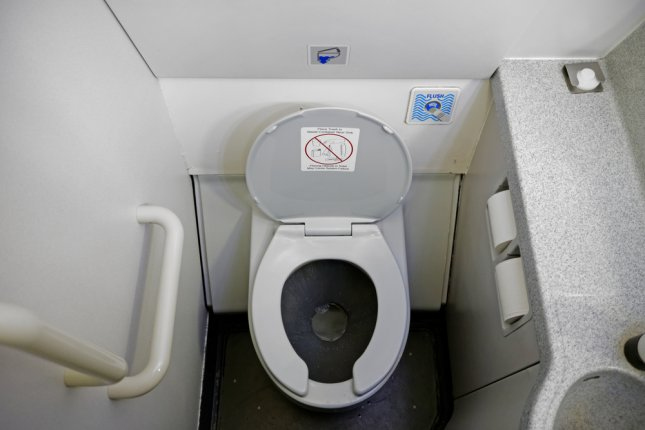 A Welsh town's new public toilets are planned to include security features to deter activities including vandalism, smoking and sexual activities. Photo by Katherine Welles/Shutterstock.com