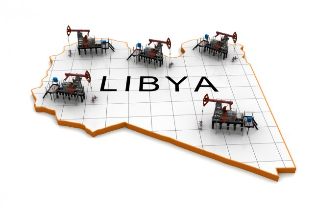 Libyan crude oil production is being limited because of fighting near key export terminals, the national oil company said. File Photo by cherezoff/Shutterstock