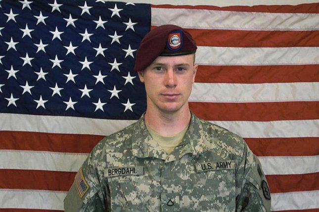 Sgt. Bowe Bergdahl, who pleaded guilty to desertion charges, was sentenced Friday to a dishonorable discharge, a forfeiture of pay and a reduction in rank to private. File Photo courtesy of the U.S. Army