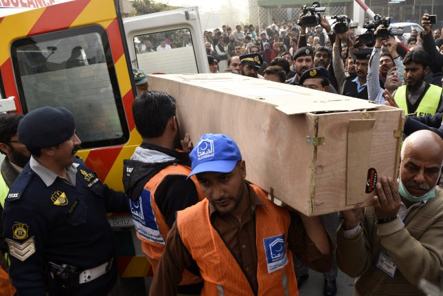 Pilot reported engine trouble in mayday call before Pakistan crash