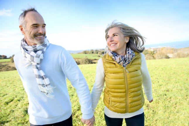 A study has found that older adults who are more physically active are less likely to experience chronic pain. Photo by Goodluz/Shutterstock.