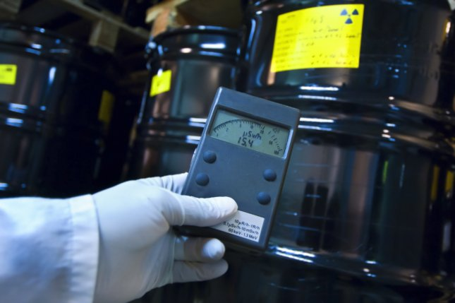 A casing full of iridium-192 was stolen from a vehicle in Cardinas, Mexico, authorities said. Iridium-192 is used in industrial and medical radiography and is considered a very dangerous Category 2 material by the International Atomic Energy Agency. Photo by zlikovec/Shutterstock