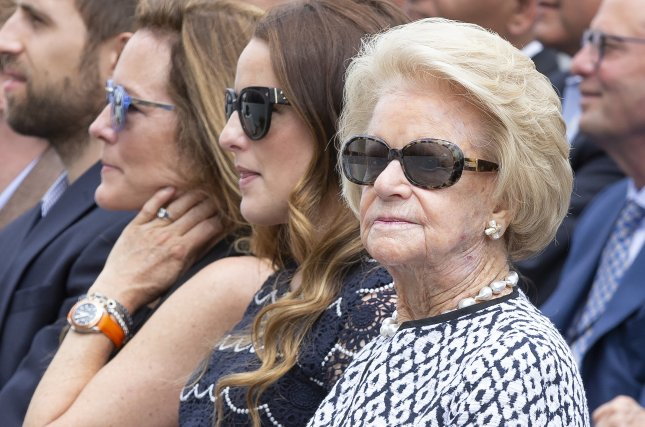 Martha Firestone Ford, 94, steps down as principal owner of Detroit Lions