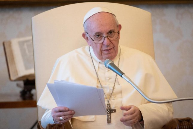 Pope Francis condemns social, economic inequality as 'sickness'