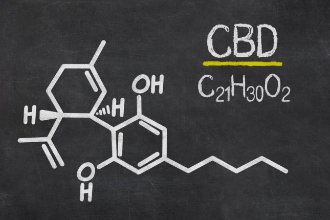 A recent study suggested that CBD curbed cravings in people with opioid dependence. File Photo by Zerbor/Shutterstock