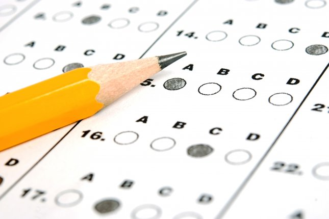 The Obama administration urged schools Saturday to limit standardized school testing at the nation's public elementary and secondary schools to no more than 2 percent of instructional time and to serve a meaningful purpose. Photo by Vixit/Shutterstock